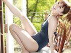 AKB48大岛优子清凉比基尼美照 大秀傲人身材