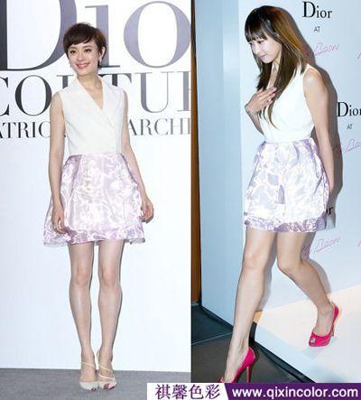 Dior 2013春夏系列小礼服