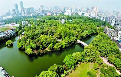 武汉划定城市生态底线 让绿色福利惠及万家