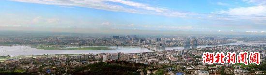 襄阳:现代化区域中心城市缓缓开启