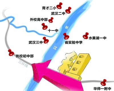本报记者连日实地探访,绘出一份武汉学区房租金地图。