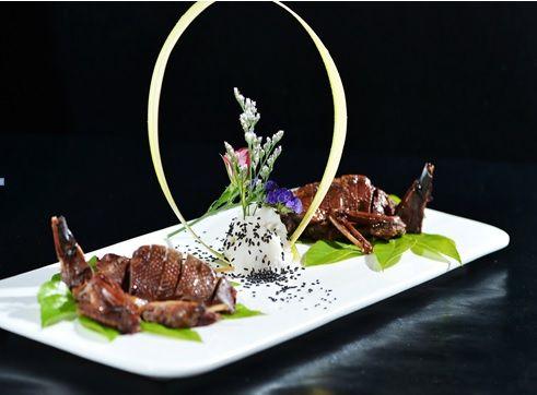 悦兮餐厅上海美食节9美食节14洪湖顶级年月半岛图片
