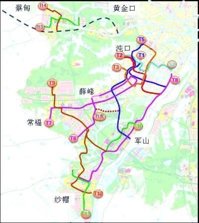 武汉首条有轨电车年内开建