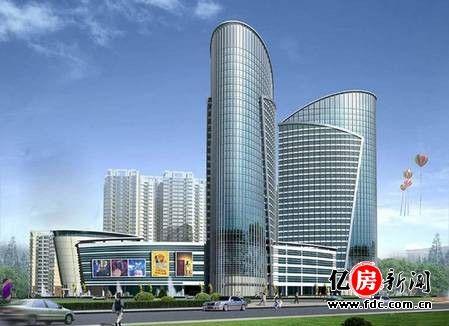 最大烂尾楼光谷国际广场