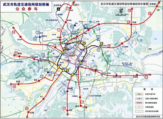 第三轮轨道交通线网规划