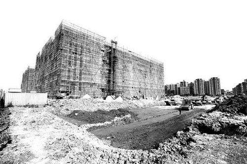 图为:光影城一期工程下月将投产