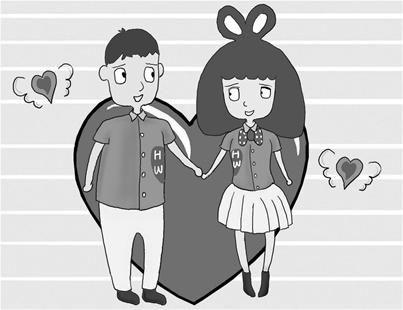 社会情侣图片素材