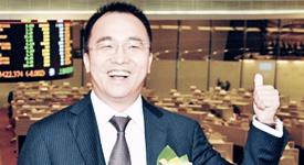 湖北2013财富座次重新排序 阎志首富