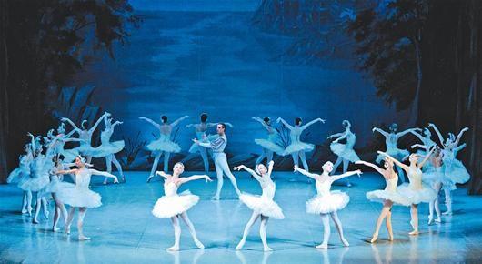 芭蕾舞剧《天鹅湖》来袭