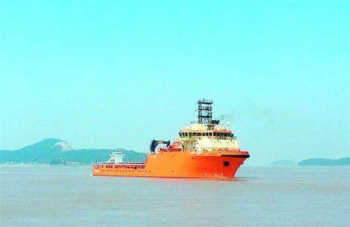 武船交付世界顶级海洋工程船
