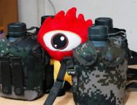 【国防生新生的装备:把水壶当宝贝】