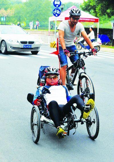 新奇自行车