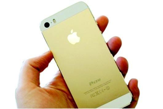 金色iPhone5s江城首发,炒至9999元仍卖断货