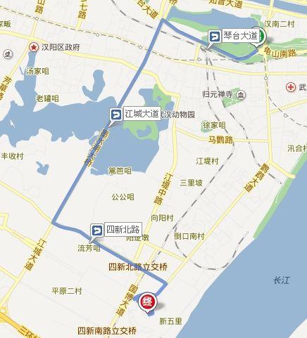 2013武汉国际车展观展指南之出行篇
