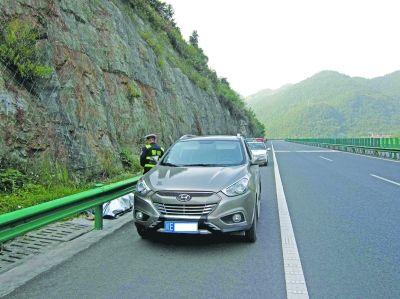 """湖北高警盘点高速公路""""十宗最"""""""