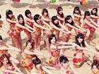 日本国民美少女团体AKB48《男人装》肉体盛宴