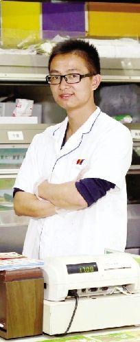 李圆东。本报记者 徐楚云 摄