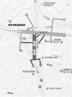 地铁7号线螃蟹岬站