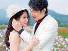 白冰被曝登记结婚 与男模老公婚纱照曝光