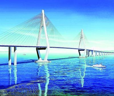 武汉工程设计一年吸金800亿 作品包括珠港澳大桥