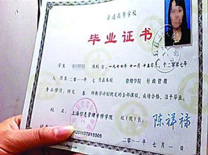 125所中国山寨大学曝光:2400买张本科文凭