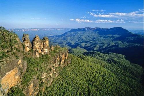 澳大利亚新南威尔士州山区