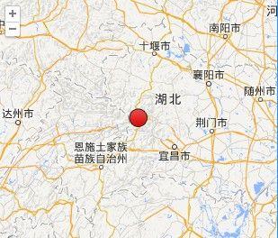 来源:中国地震台网截图