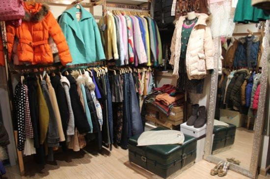 探店:精致小巧的私服小屋 小价钱淘大优惠