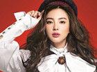 张雨绮秀萌系公主装扮登杂志封面 甜美可爱