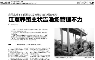 本报去年10月28日报道。