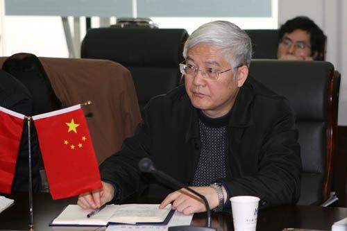 图为前武汉市副市长袁善腊。(资料图)