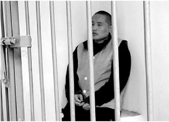 图为:邓勇军一审被判无期徒刑