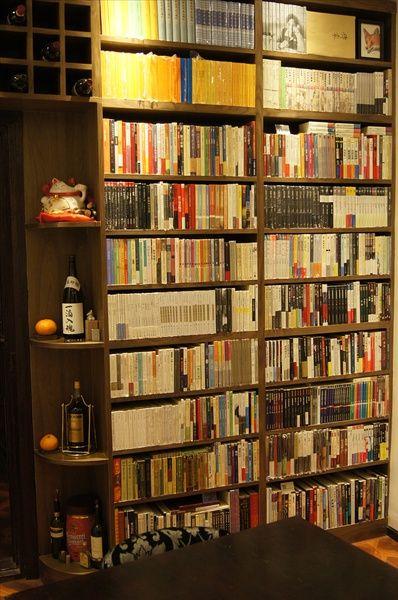 探店:私人图书馆 和爱书的人一起分享纯粹的书