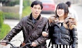 图为:学霸老爹与女儿关系也越来越好