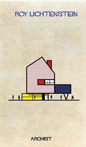 插画建筑设计