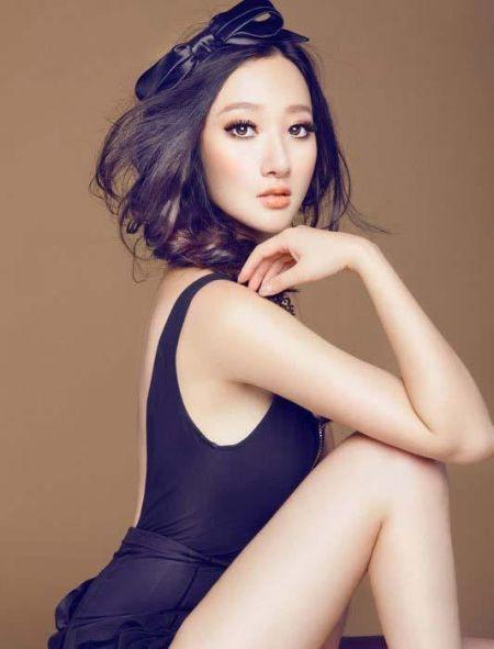 北京舞蹈学院校花张舒媛
