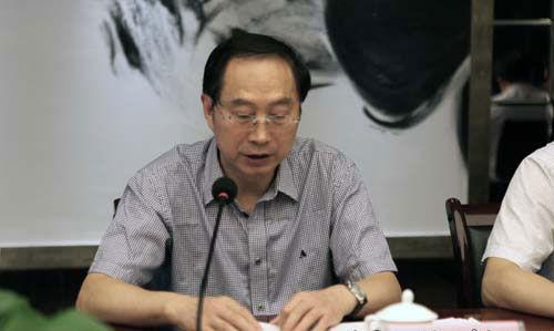 宜昌市人大常委会副主任王宏强 资料图