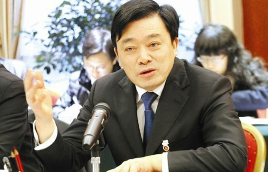 时任宜昌市委书记的郭有明