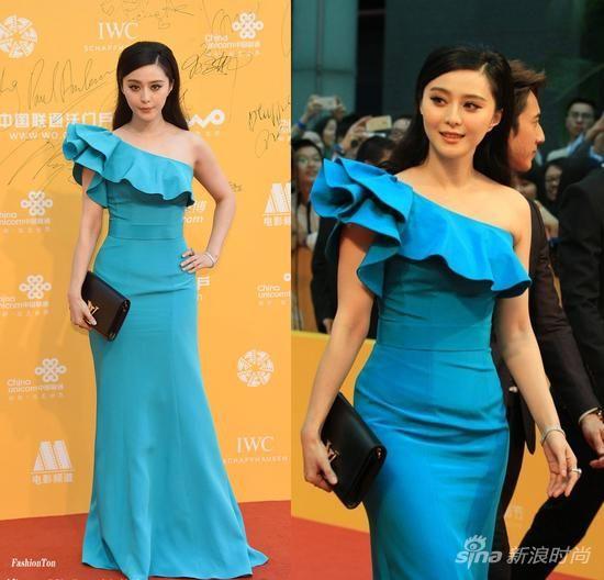 范冰冰出席2014北京电影节