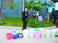 汉江武汉段氨氮超标:专家称生活污水或是主因