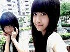 台湾网络超红双胞胎小美女长大 美貌依旧