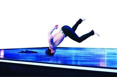 高难度舞蹈动作