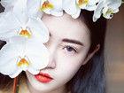 武汉国民美女张辛苑浪漫写真 彰显法式优雅
