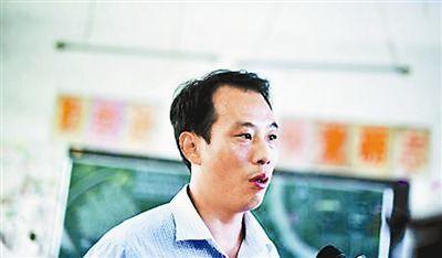 主动换出人质的浩口镇委副书记王林华