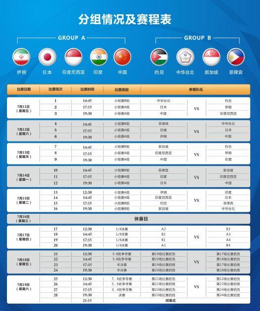 男篮园区杯11日在汉开战 官方发布观赛指南(图