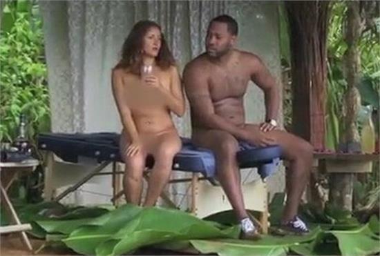 裸体相亲上美国荧幕
