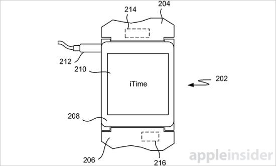 苹果6的原型设计图