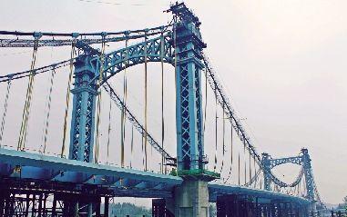 体系转换是桥梁建设过程中最关键