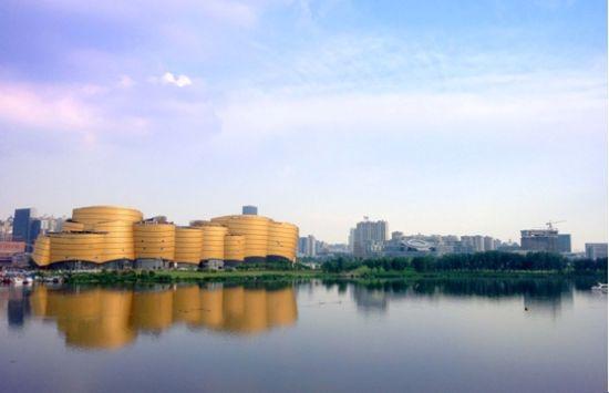 武汉风景唯美照片