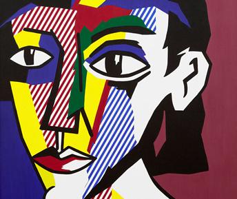 李奇登斯坦表现主义作品欣赏